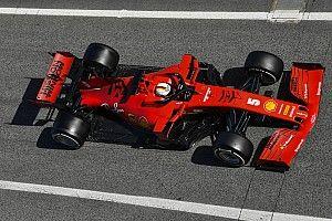 Tesztnapot nyert a Ferrari Barcelonában az AlphaTauri és a Racing Point előtt