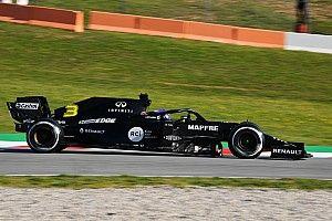 Renault: 115 giri per Ricciardo nel giorno 1 di test in Austria