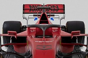 Tech analysis: What's new on the Ferrari SF1000