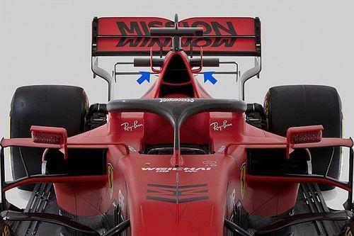 Technique - Qu'y a-t-il de nouveau sur la Ferrari SF1000?