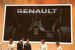 "Renault justifies decision behind ""no car"" launch"