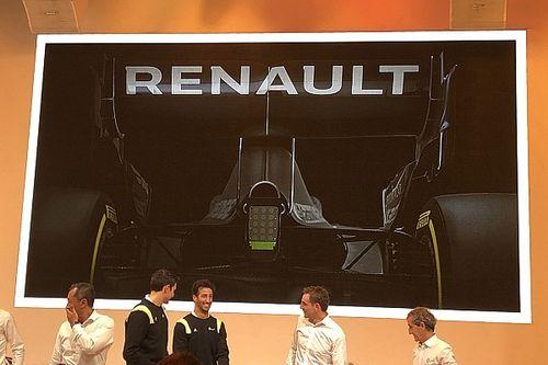 """Prost: L'ambition de Renault passe par un """"calendrier plus réaliste"""""""