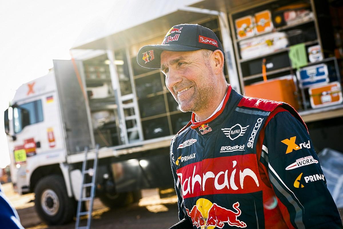 Peterhansel nyert, Alonso 6. a Dakar hatodik szakaszán