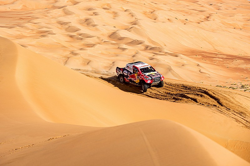 "Al-Attiyah: Dakar 2020 regs were ""not fair"""