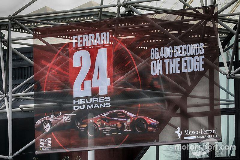 Ferrari overweegt deelname topklasse Le Mans