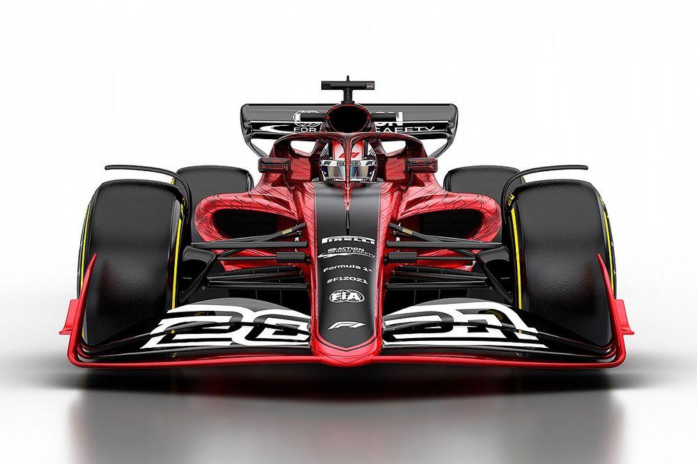 So sehen die Formel-1-Autos 2022 aus: Bilder, Video, Fakten