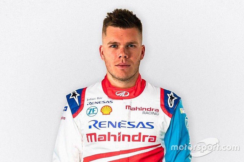 Van Buren aan de slag als simulatorcoureur in Formule E