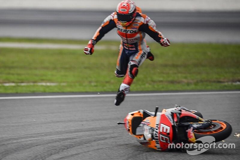 El hombro lleva de nuevo a Márquez a pasar por el quirófano