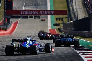 F1 reveals carbon footprint data along with two-step plan