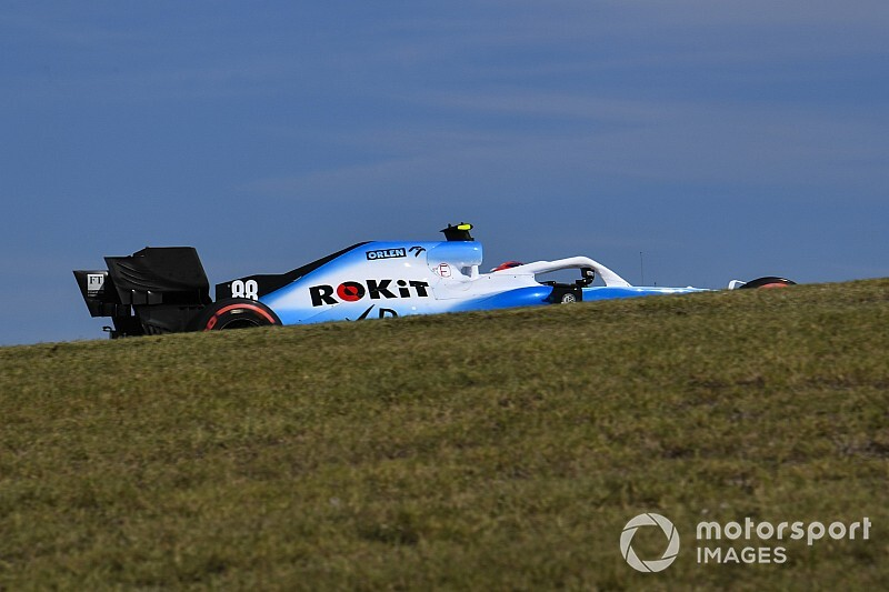 Galeria zdjęć: Kubica podczas GP Stanów Zjednoczonych