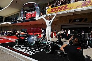 "Hamilton: Sixth F1 championship ""beyond surreal"""