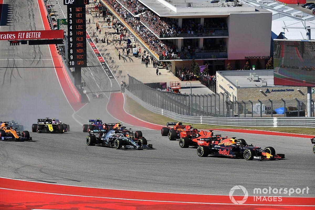 La situazione sanitaria degli USA mette a rischio il GP di F1