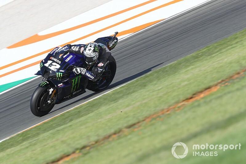 Виньялес возглавил протокол первого дня тестов MotoGP в Хересе, Маркес повредил плечо