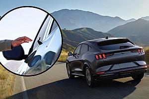 Nyoma sincs kilincsnek az elektromos Mustang SUV-n, új megoldást alkalmazott a Ford