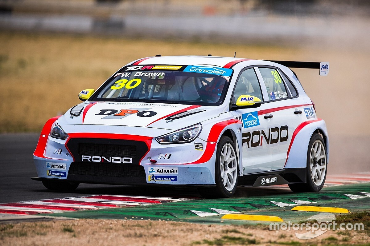 The Bend TCR: Brown dominates Saturday opener