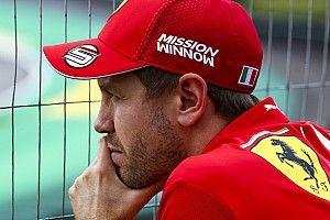 Carey, Vettel'in F1'de kalmasını istiyor
