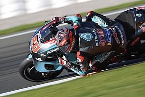 Fotogallery MotoGP: la prima giornata di prove a Valencia