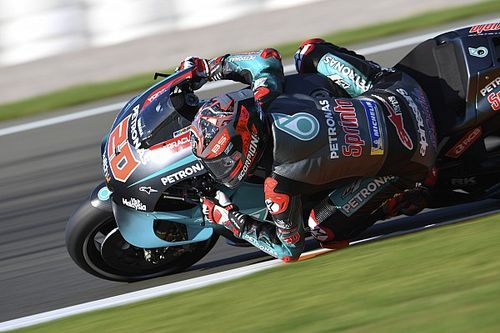 Volledige uitslag eerste vrije training MotoGP GP van Valencia