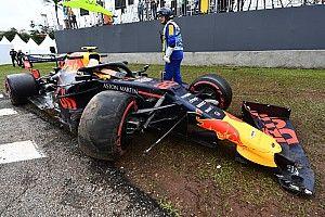 Albon not to blame for FP1 crash, says Horner