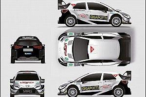 WRC: ecco la livrea della Toyota di Latvala per il Rally di Svezia