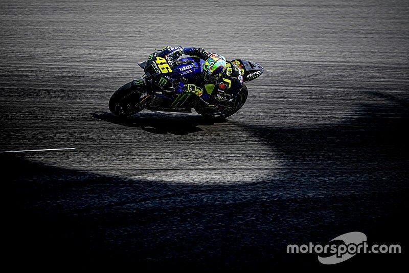 Rossi no tomará parte en la primera carrera virtual de MotoGP