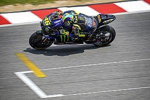 Rossi : des progrès dus autant à Yamaha qu'à Michelin