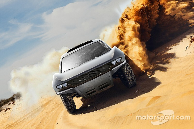 Prodrive to contest 2021 Dakar Rally