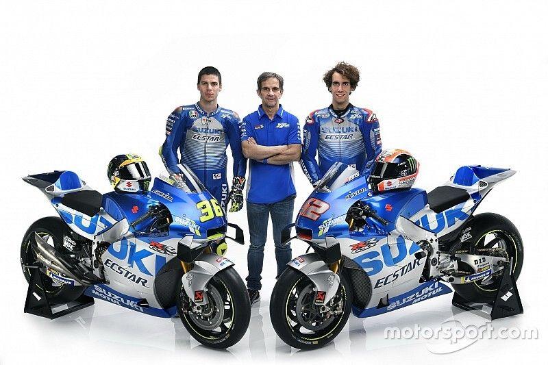 Toutes les motos et tous les pilotes Suzuki en MotoGP