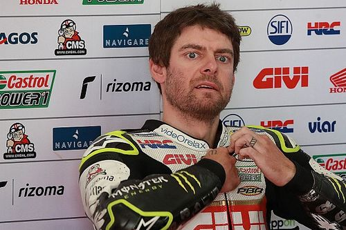 Кратчлоу пропустит Гран При Испании MotoGP