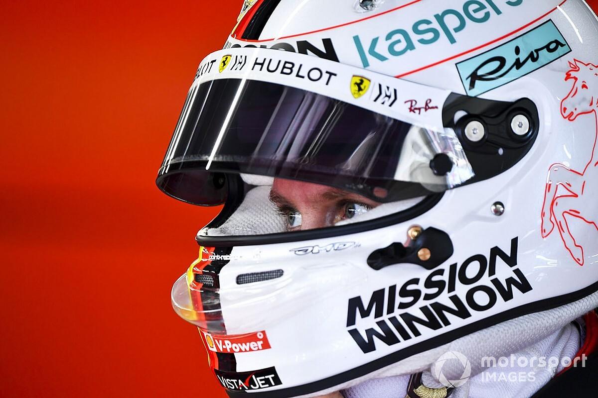 """FIA elimina regla """"Vettel"""" de diseños de cascos"""