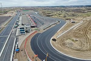 Vídeo: una vuelta 'onboard' al nuevo circuito de Zandvoort