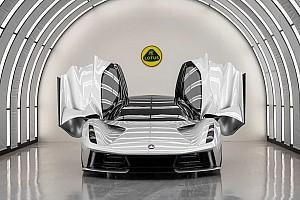 Minden a terv szerint halad, már nyáron elkészülhet az első Lotus Evija
