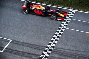 Verstappen resume la primera semana del Red Bull RB16