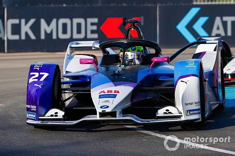 Симс выиграл первую квалификацию нового сезона Формулы Е