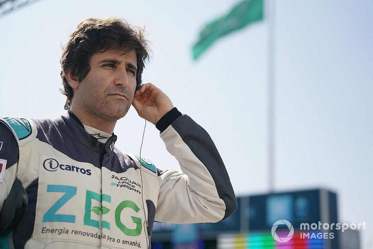 """""""Chateado"""", Jimenez quer novo título para o Brasil em último Jaguar"""