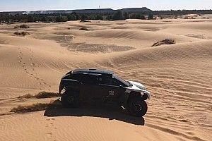 Rebellion Racing au départ du Dakar 2020