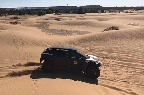 Rebellion Racing bei der Rallye Dakar 2020
