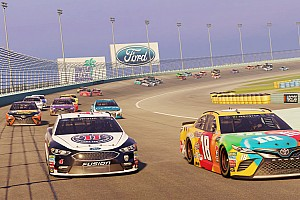 Get your NASCAR fix with NASCAR Heat 3