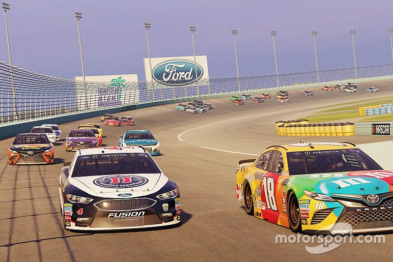 Get your NASCAR fix with NASCAR Heat 3