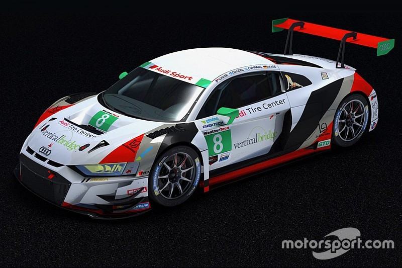 Starworks Audi R8 to run in classic 90 quattro retro livery