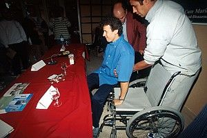 "Panis' Horrorunfall 1997: ""Hatte Angst vor bleibender Behinderung"""