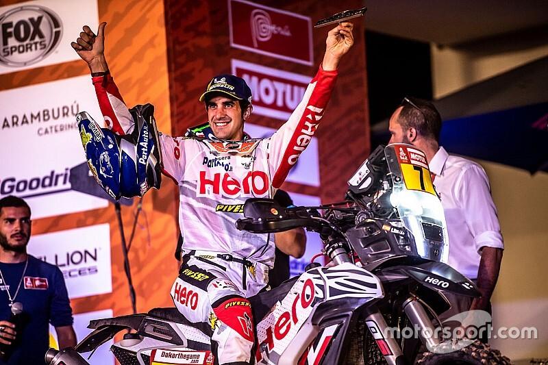 Oriol Mena, baja de última hora para el Dakar 2020