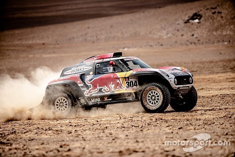 Rallye Dakar 2019: Loeb gewinnt fünfte Etappe, Peterhansel verliert Zeit