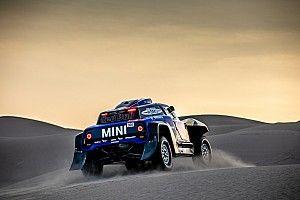 Le point faible qui pourrait priver MINI d'une victoire au Dakar