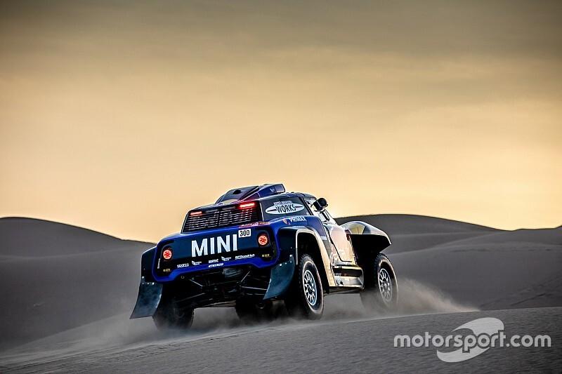 """Sainz: """"La Mini Buggy pronta ad attaccare Toyota alla Dakar"""""""
