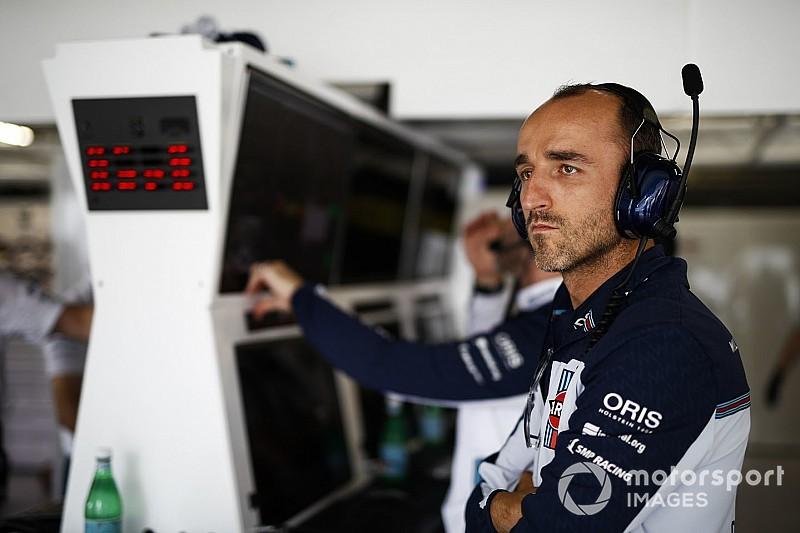 Kubica in frame for Ferrari F1 development role