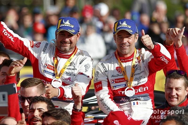 """La porte Citroën WRC fermée en 2019, Loeb ouvert """"à toute proposition"""""""