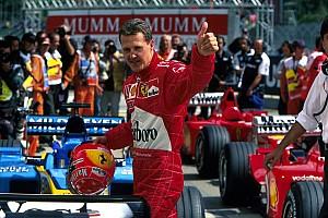 Вебер: Міхаель Шумахер збирався стати менеджером Міка в Ф1