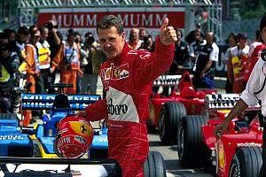舒马赫家庭庆祝F1传奇人物五十岁生日
