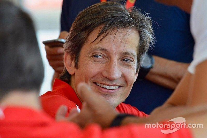 Ex-Ferrari F1 man Rivola joins Aprilia as racing CEO